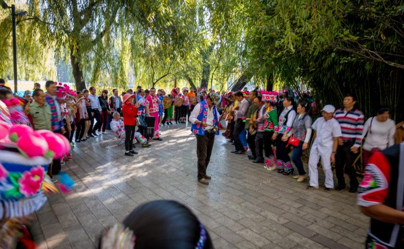 Unverhofft schöner Zwischenstopp in Kunming