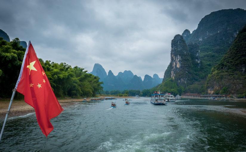 Durchfahrt bis Shenzhen mit Stopp in Guilin