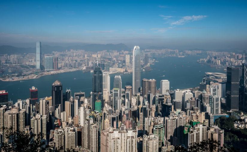 Beide Welten vereint in Hongkong