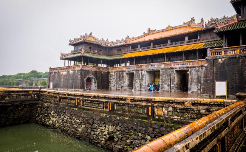 Die verbotene Stadt in Vietnam