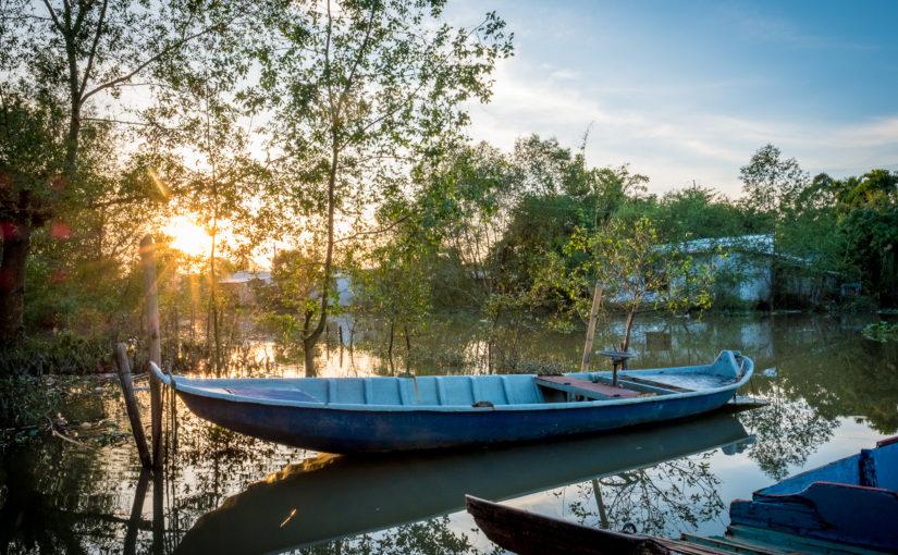 Im Süden von Vietnam angelangt