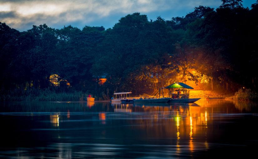 Dschungel- und Flusssafari