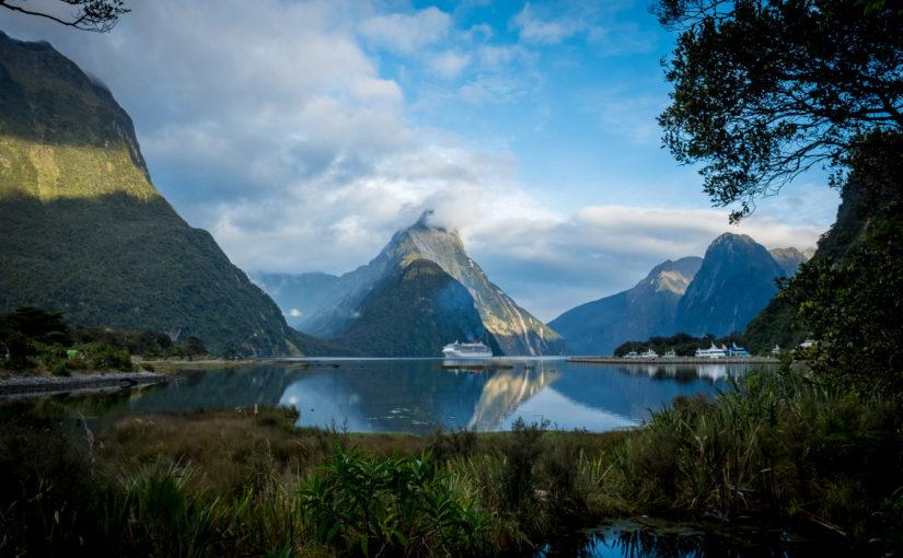 Im Hippie-Bus durch Neuseeland