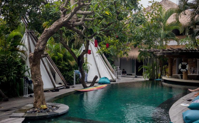 Surf-Mekka Bali