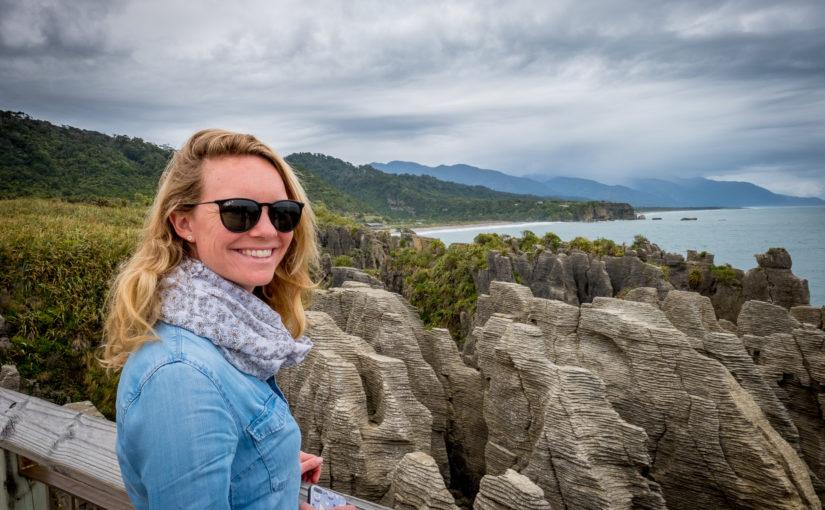 Berühmte Gletscherroute auf der Südinsel