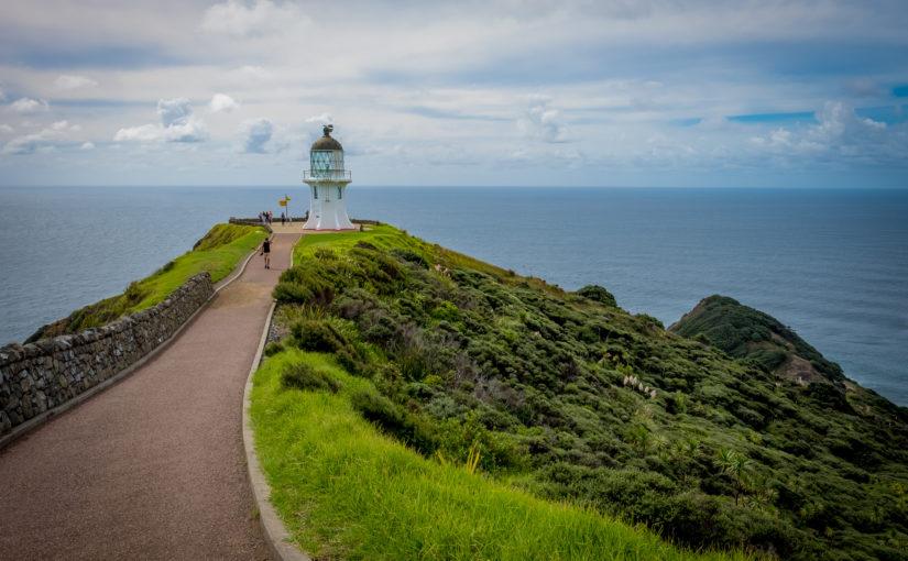 Zum nördlichsten Punkt Neuseelands und zurück