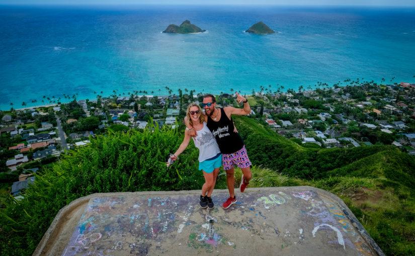 Noch einmal richtig Hawai'i