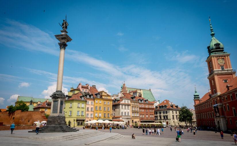 Quer durch Polen